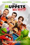 Muppets Most Wanted's poster (James Bobin)