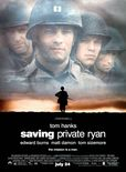 Saving Private Ryan's poster (Steven Spielberg)