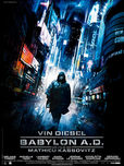 Babylon A.D.'s poster (Mathieu Kassovitz)