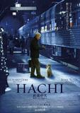 Hachiko: A Dog's Story's poster (Lasse Hallstrm)