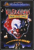 Portada de Killer Klowns from Outer Space (Stephen Chiodo)