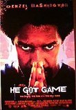 He Got Game's poster (Spike Lee)
