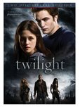 Twilight's poster (Catherine Hardwicke)