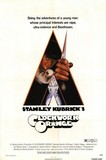 A Clockwork Orange's poster (Stanley Kubrick)