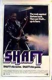 Shaft's poster (Gordon Parks)