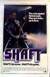 Shaft's poster (Gordon Parks)