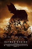 Batman Begins's poster (Christopher Nolan)