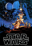 Star Wars. Episode IV: A New Hope's poster (George Lucas)