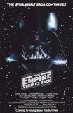 Star Wars: Episode V - The Empire Strikes Back's poster (Irvin Kershner)