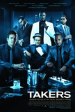 Takers's poster (John Luessenhop)