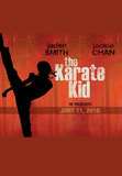 The Karate Kid's poster (Harald Zwart)