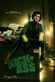 Kick-Ass's poster (Matthew Vaughn)