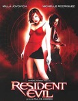 Resident Evil's poster (Paul W.S. Anderson)