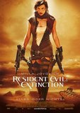 Resident Evil: Extinction's poster (Russell Mulcahy)