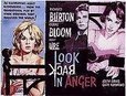 Look Back in Anger's poster (Tony Richardson)