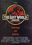 The Lost World: Jurassic Park's poster (Steven Spielberg)