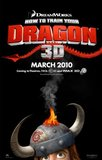 How to Train Your Dragon's poster (Dean DeBloisChris Sanders)