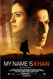 My Name Is Khan's poster (Karan Johar)