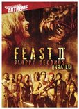 Portada de Feast II: Sloppy Seconds (John Gulager)