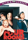 Portada de Four Rooms (Quentin TarantinoAllison AndersAlexandre RockwellRobert Rodriguez)
