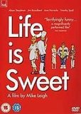 Life Is Sweet's poster (Mike Leigh)
