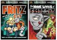 The Nine Lives of Fritz the Cat's poster (Ralph BakshiRobert Taylor)