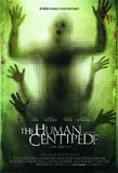 The Human Centipede's poster (Tom Six)
