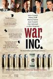 War, Inc.'s poster (Joshua Seftel)