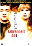 Fahrenheit 451's poster (François Truffaut)