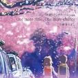 Byousoku 5 senchimeetoru's poster (Makoto Shinkai)