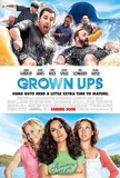 Grown Ups's poster (Dennis Dugan)