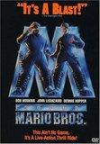 Super Mario Bros.'s poster (Annabel JankelDean SemlerRocky MortonRoland Joffé)