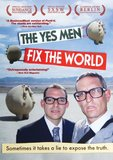 The Yes Men Fix the World's poster (Andy BichlbaumMike Bonanno)
