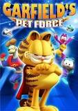 Garfield's pet force's poster (Mark A.Z. DippKyung Ho Lee)