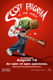 Scott Pilgrim Vs. The World's poster (Edgar Wright)