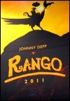 Rango's poster (Gore Verbinski)