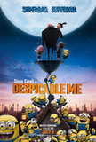 Despicable Me's poster (Pierre CoffinChris Renaud)