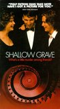 Shallow Grave's poster (Danny Boyle)