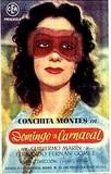 Domingo de carnaval's poster (Edgar Neville)