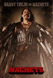 Machete's poster (Ethan ManiquisRobert Rodriguez)