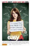 Portada de Easy A (Will Gluck)