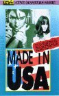 Made in U.S.A. [VHS]'s poster (Jean-Luc Godard)
