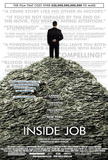 Portada de Inside Job (Charles Ferguson)