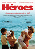 Hroes's poster (Pau Freixas)