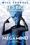 Megamind's poster (Tom McGrath)
