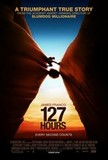 Portada de 127 Hours (Danny Boyle)