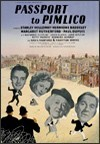 Passport to Pimlico's poster (Henry Cornelius)