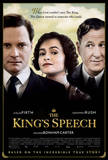 Portada de The King's Speech (Tom Hooper)
