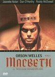 Macbeth's poster (Orson Welles)