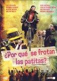 Scandalous ( ¿Por qué se frotan las patitas? )'s poster (Álvaro Begines)